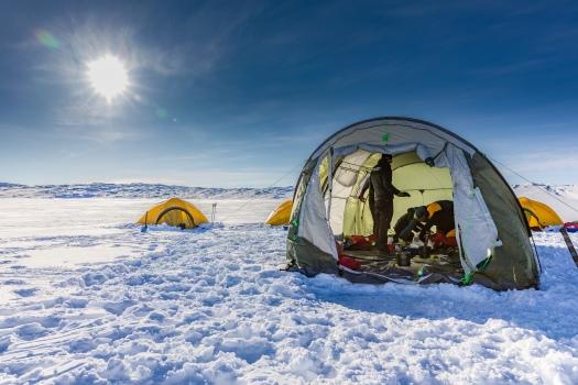 dag 5 - opruimen tentenkamp
